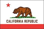 Vlag Californië